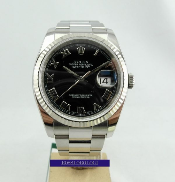 Rolex Datejust Br.Oyster romani