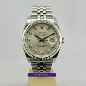 Rolex Datejust Jubilee Q.te Brillanti