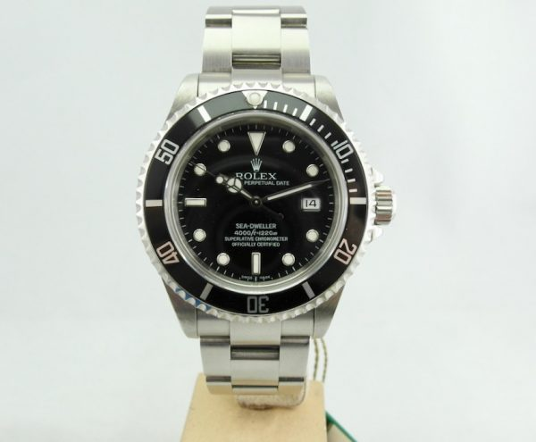 Rolex Sea-Dweller 4000 V