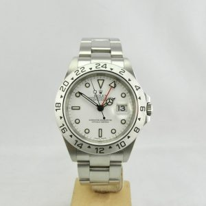 Rolex Explorer II RRR 3186 Bianco