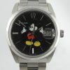 Rolex Oyster Precision Mickey Mouse Black