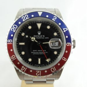 Rolex GMT-Master tritium