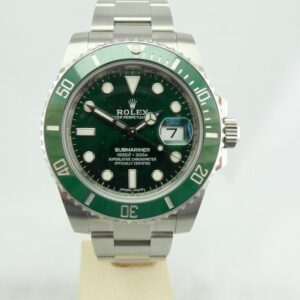 Rolex Submariner Date Verde Green HULK