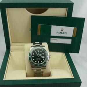 Rolex Submariner Date Green HULK