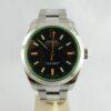 Rolex Milgauss verde